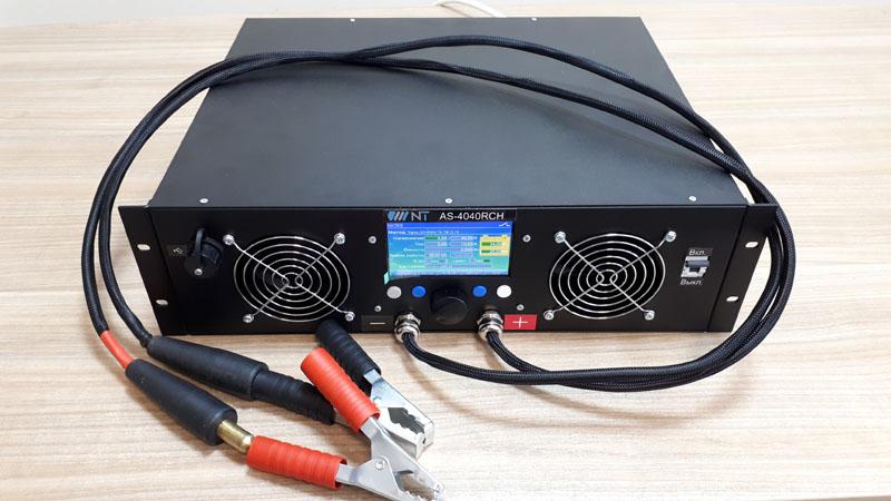 Авиационное зарядно-разрядное устройство многоканальное AS-4050M